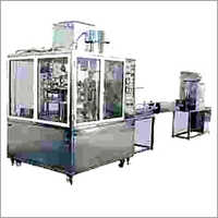 Mineral Water Bottle Filling Capping Machine