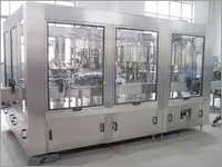 Juice Filling Sealing Machine