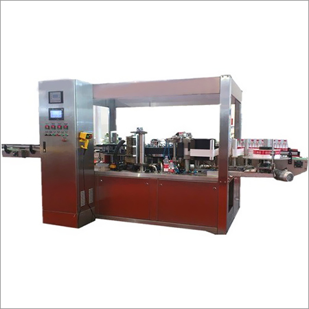 Square BOPP Labeling Machine
