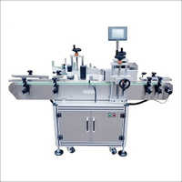 Round Sticker Labelling Machine