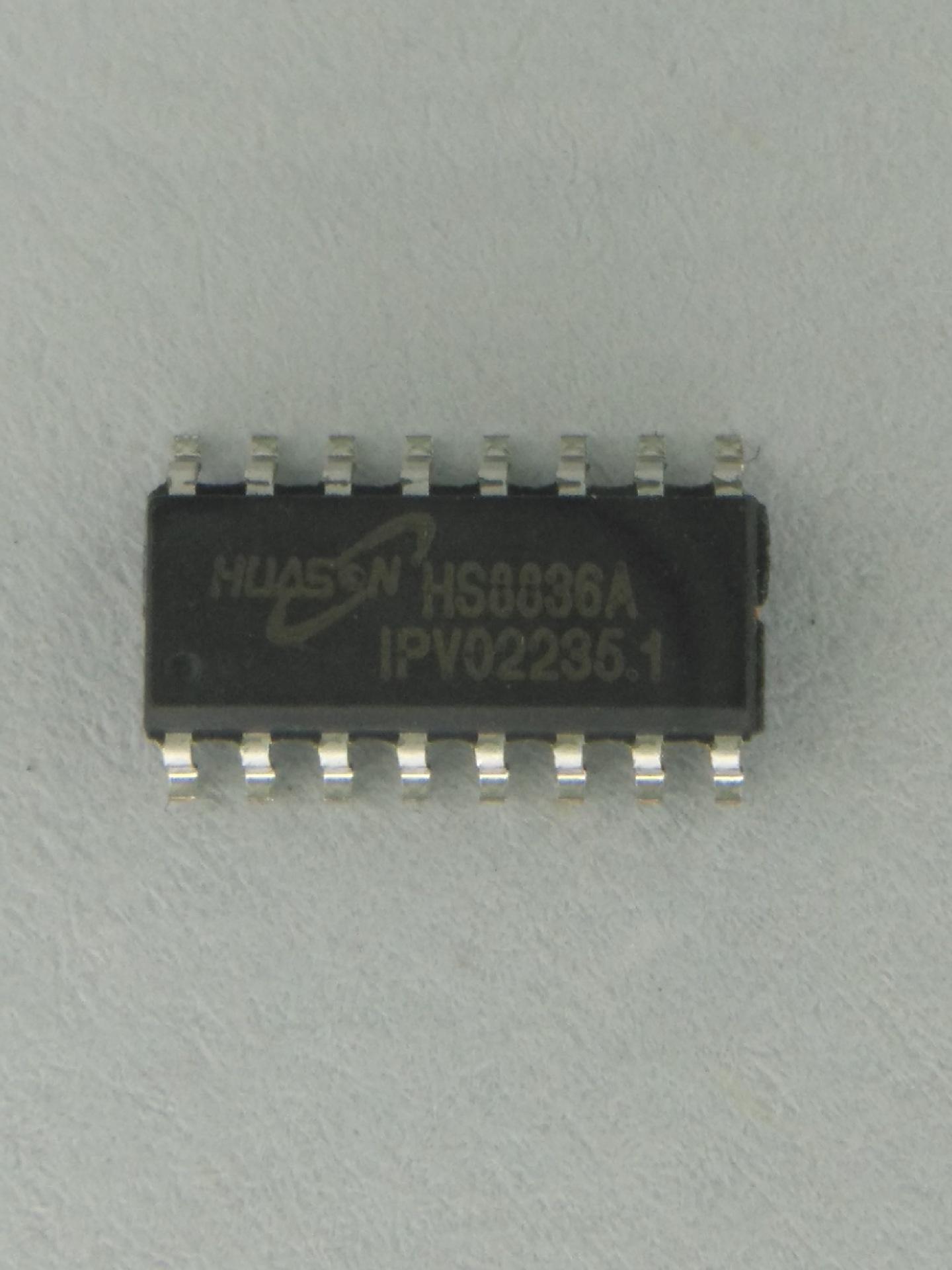 USB HUB IC HS8836A SOP16