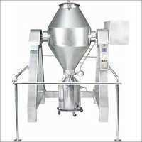 Double Cone Blender & Ribbon Blender