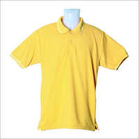 School  Yellow Collor T Shirts