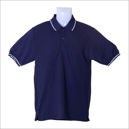 School Navy Blue Collor T Shirts