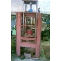 Thread Protector stripping Load Tester