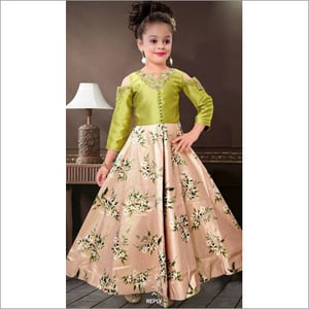 Girls Ethnic Dresses