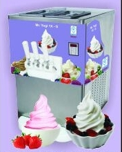 2 + 1 Flavour Frozen Yogurt Machine