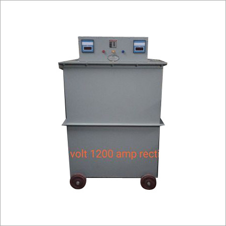 Electroplating Rectifiers