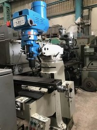 TURRET MILLING MACHINE