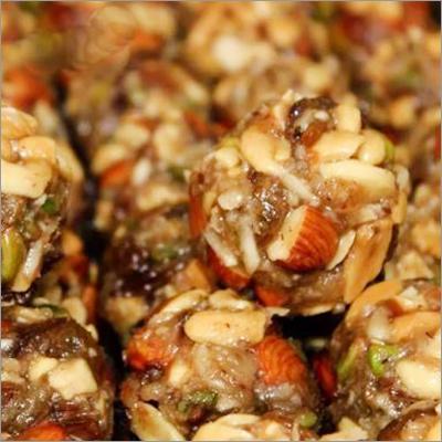 Dry Fruit Laddu