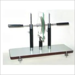 Glass Dielectric Plate Aepinus Condenser