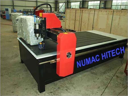 CNC Aluminum Routing Machine