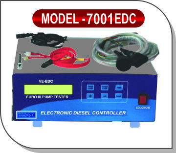 Electronic Diesel Controller