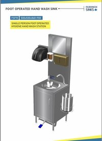 STAINLESS STEEL HAND WASH STATION DETAILS