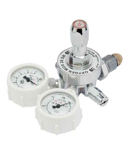 Double Gauge Mox Regulator O2