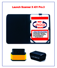 Launch Scanner Pro3