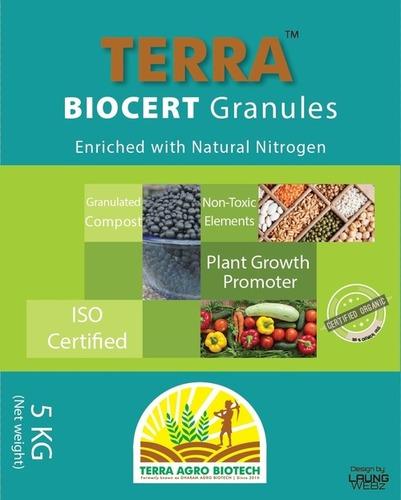 Terra Biocert granules