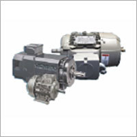 Siemens Foot Mounted Motor