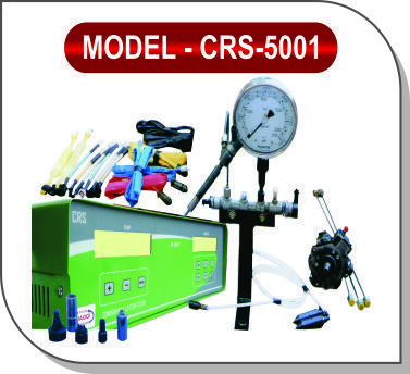 Automatic Common Rail Injector & Pump Tester