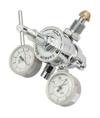 CO2 Double Stage Double Gauge Regulator