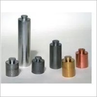 Specific Heat Speciment Cylinders Set of 6