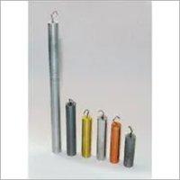 Specific Heat Specimen Cylinders Set