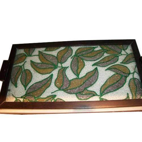 Handicraft Wooden Tray