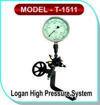 Logan Rail Pressure System