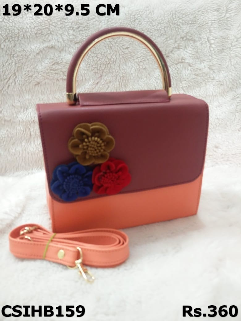 Beautiful PU Handbag