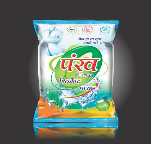 Detergent Packaging Material