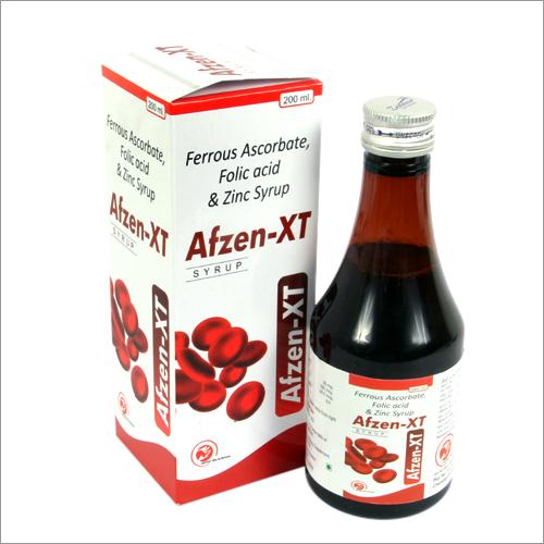 Afzen-XT Syrup