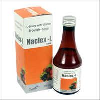 Naclex-L Syrup