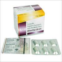 Afinar Clav LB 625 Tablet