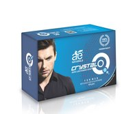 Crystal Q Skin Whitening Soap For Men With Kojic Acid And Glutathione