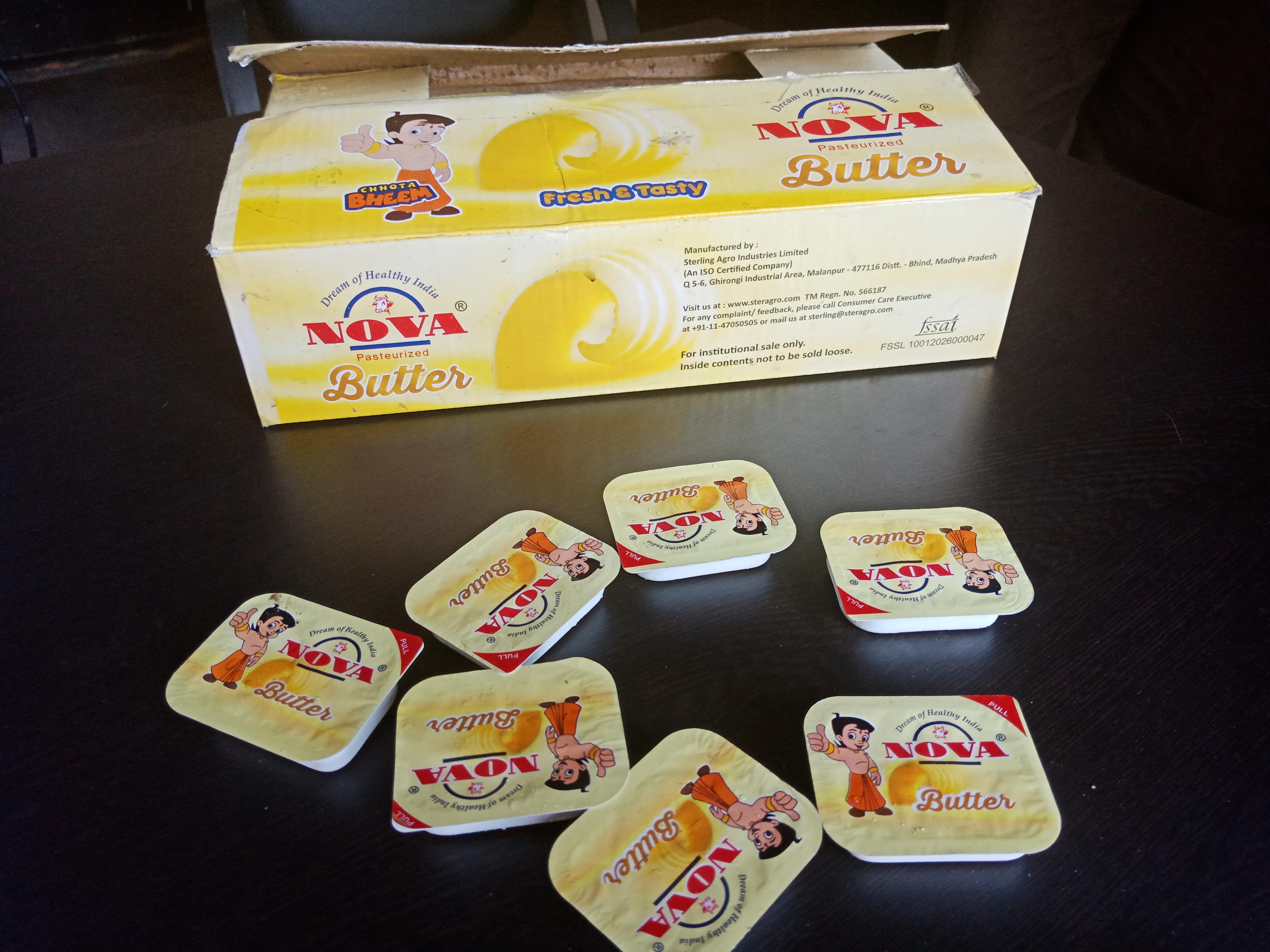 Nova Butter - Nova Butter Exporter, Importer, Distributor