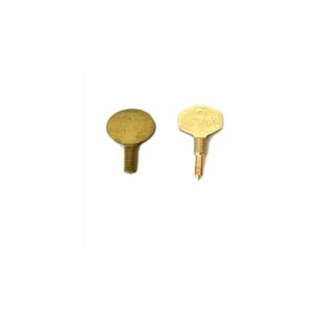 Brass Air Key