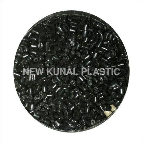 Reprocess HDPE Raffia Plant Black Granules