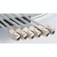 C6A SFTP 23AWG solid wires trunk cable