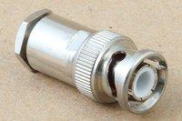 Bnc Plug Industrial Solder Type
