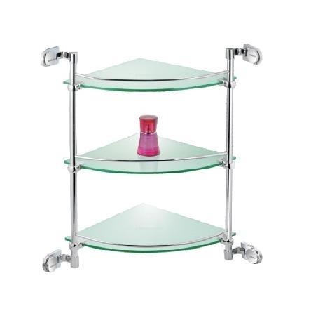 Triple Glass Corner