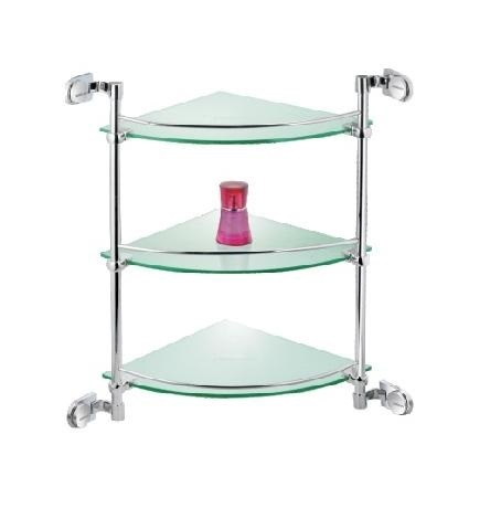 Triple Glass Corner