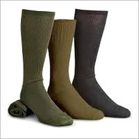 Military High Ankle Socks