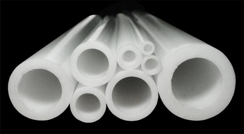 PTFE Molded Tubes