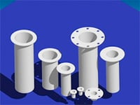 PTFE Nozzle Liners