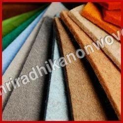 Woollen color felt
