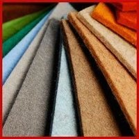 Woollen color felt