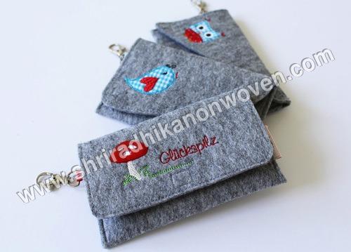 Wool Hand Bag