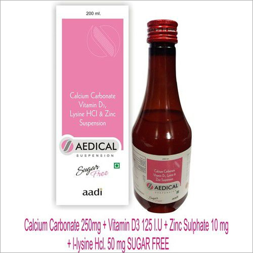 Aedical 200ml.