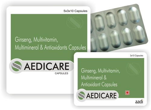 Aedicare capsules