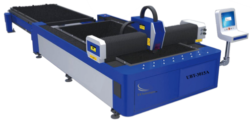 SHUTTLE PLATFORM FIBER LASER CUTTING MACHINE